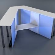 Table V diffusante