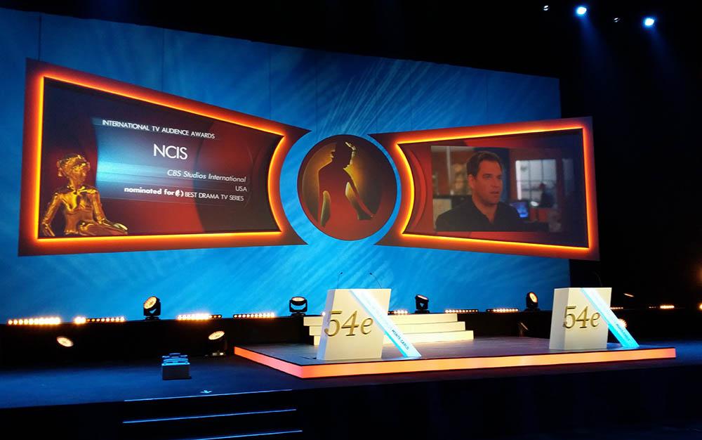 Festival TV Salle Des Princes Grimaldi Forum Monaco